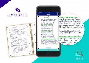 search with scribzee